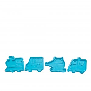 Set of Cookie Stamps - Boys